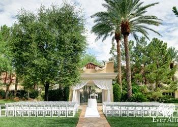 Luxury Garden Wedding Venues in Las Vegas